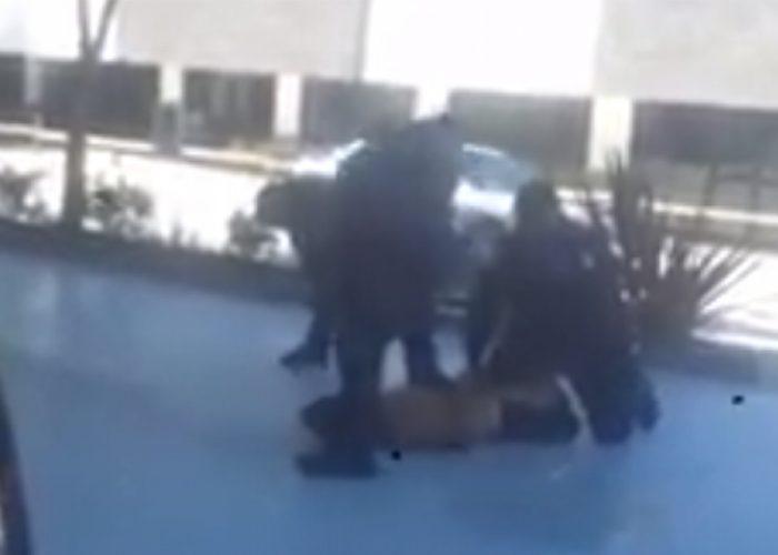 Suspenden a dos policías de Tijuana por homicidio