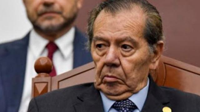 Muñoz Ledo en contra de reducción salarial a Funcionarios
