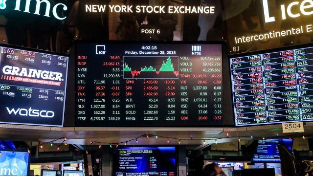 Wall Street y bolsas europeas a la alza