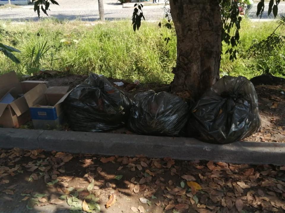 Recolección de basura a la baja en Zona Hotelera