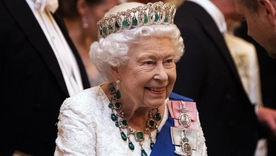 La reina Isabel II cumple 94 años