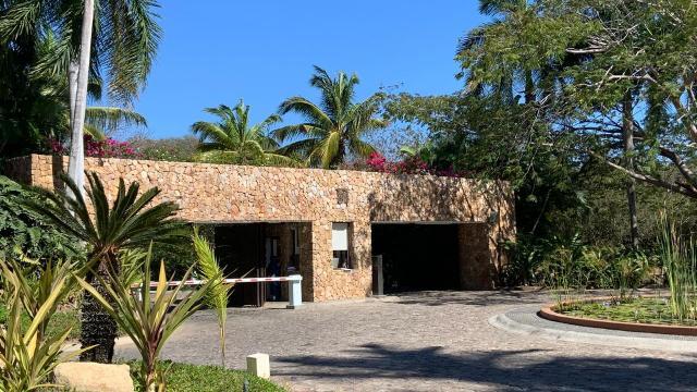 Tras enfermos de coronavirus, revisaron condominio en Punta de Mita y clausuran alberca
