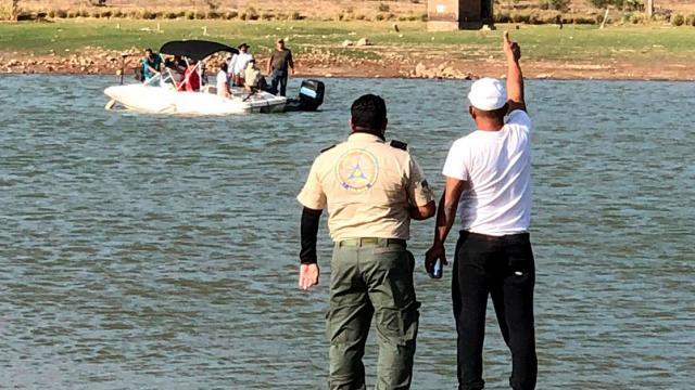 Encuentran ahogado en la presa Corrinchis