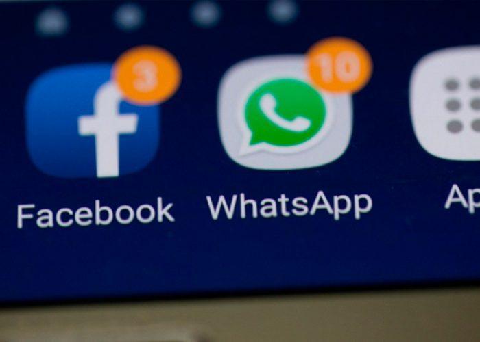 Reportan problemas en Facebook, Instagram y Whatsapp
