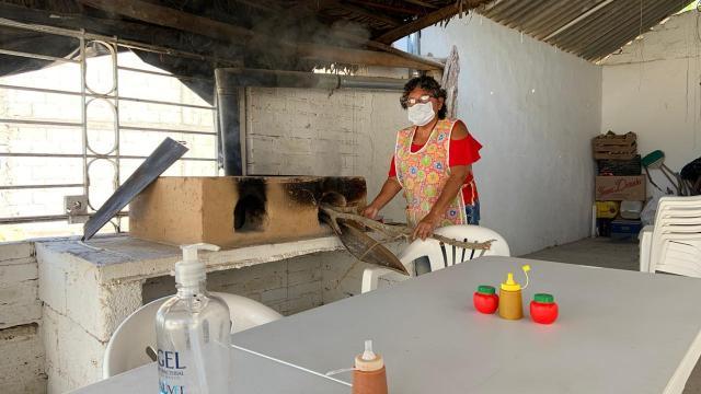 Comedor Solidario de BucerÍas, una gran ayuda ante el desempleo