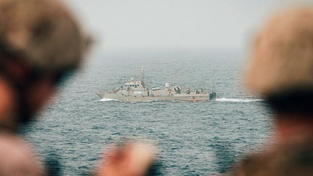 Irán responde a la orden de Trump de atacar sus embarcaciones