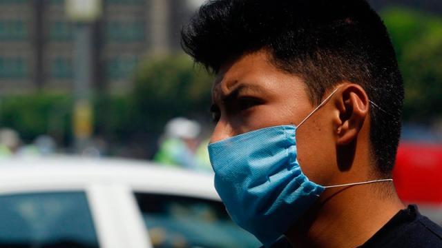Hombres, los más afectados por COVID-19 en México
