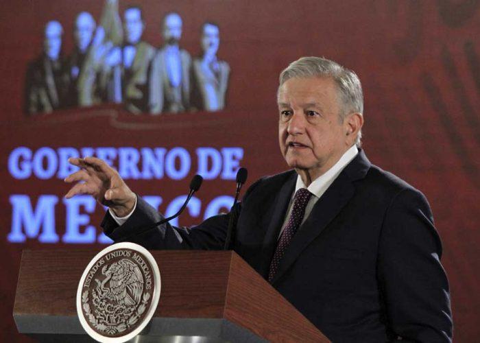 Me da seguridad contar con el Ejército ante pandemia López Obrador