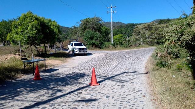 Policías filtran acceso a Cabo Corrientes