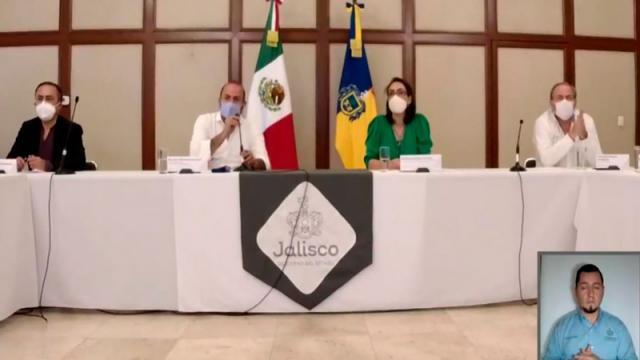 Extienden en Jalisco medidas restrictivas hasta el 15 de junio