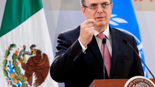 Marcelo Ebrard ya es marca registrada