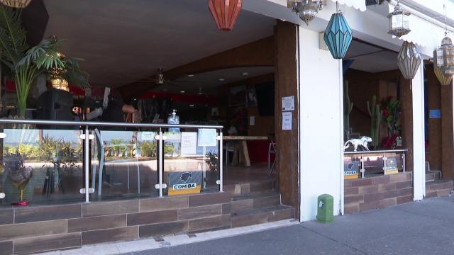 Restaurantes Malecón