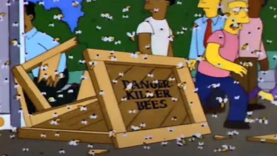 Guionista de 'Los Simpson' admite que la serie predijo el 2020