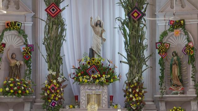 TV Mar transmitirá la misa de Pentecostés desde San Juan de Abajo