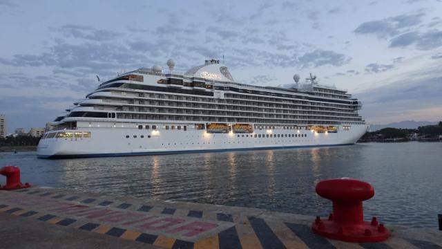 Sigue en pie arribo de cruceros turísticos para fin de año