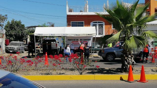Filtro sanitario Bahía