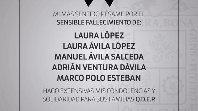 Fallece Expresidente de Aguascalientes