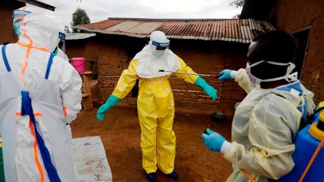 OMS anuncia nuevo brote de ébola en República Democrática del Congo