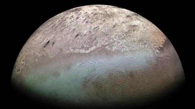 Potencial misión de la NASA permitiría descubrir luna de Neptuno