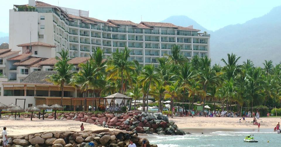 Hoteles Ocupación