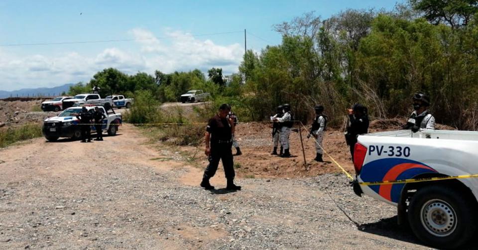 Guardia Nacional Río Ameca