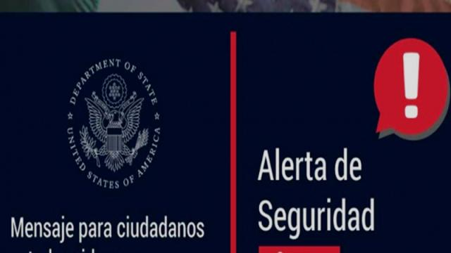 Prohíbe EU a sus funcionarios transitar por carretera de Sonora