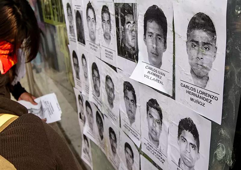Interpol busca a responsable de investigación en caso Ayotzinapa