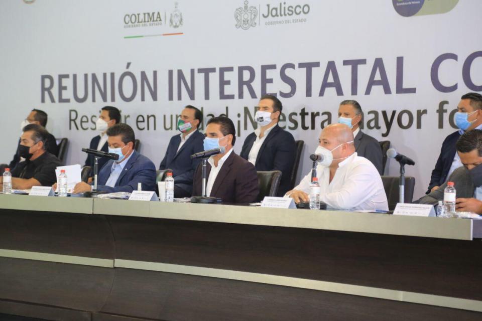 Reunión gobernadores