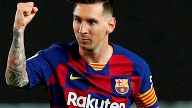 Messi marca el gol 700 de su carrera