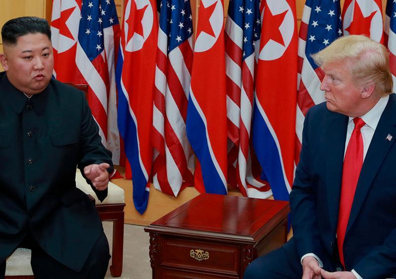 Bolton: por qué Kim Jong-un deseaba la cumbre con Trump en Corea