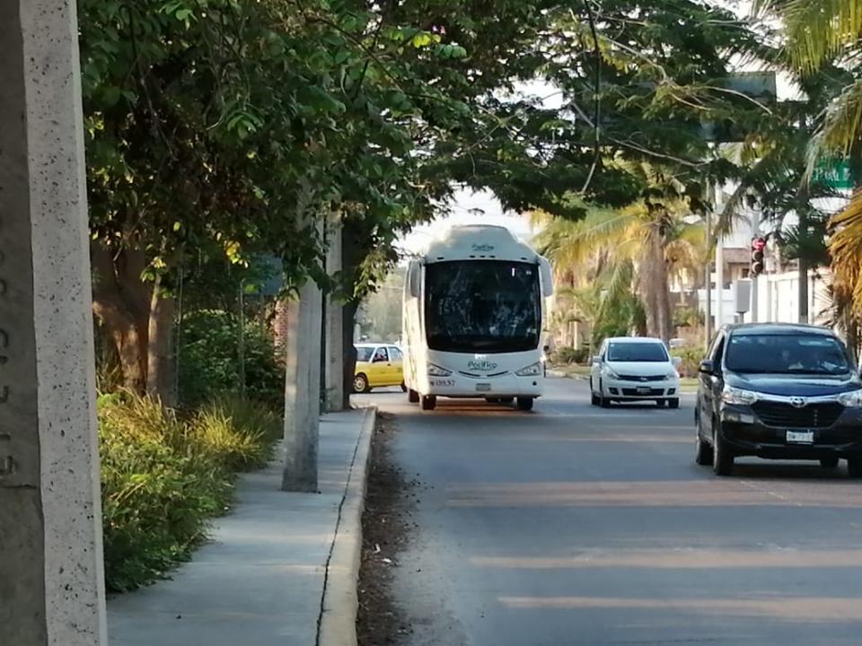 Transporte foráneo