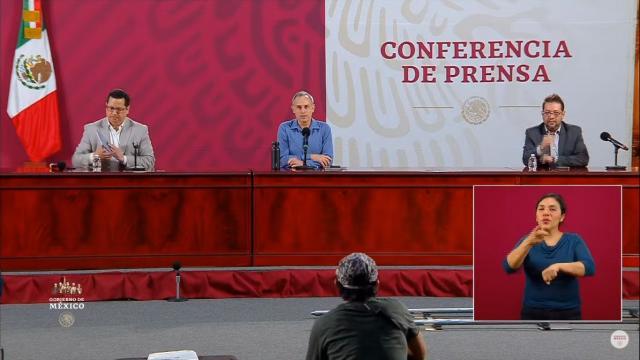 México supera 170 mil infectados y 20 mil decesos por covid-19