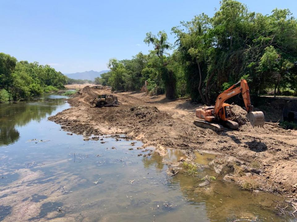 Desazolve Río Pitillal