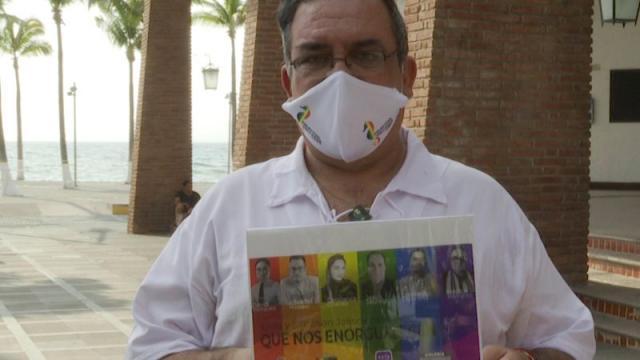"Teto Betancourt: ""Orgullo Gay de Jalisco"""