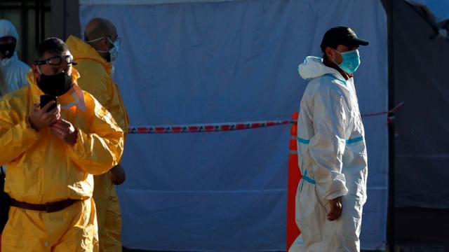 Intentan linchar a paciente de coronavirus acusado de robo