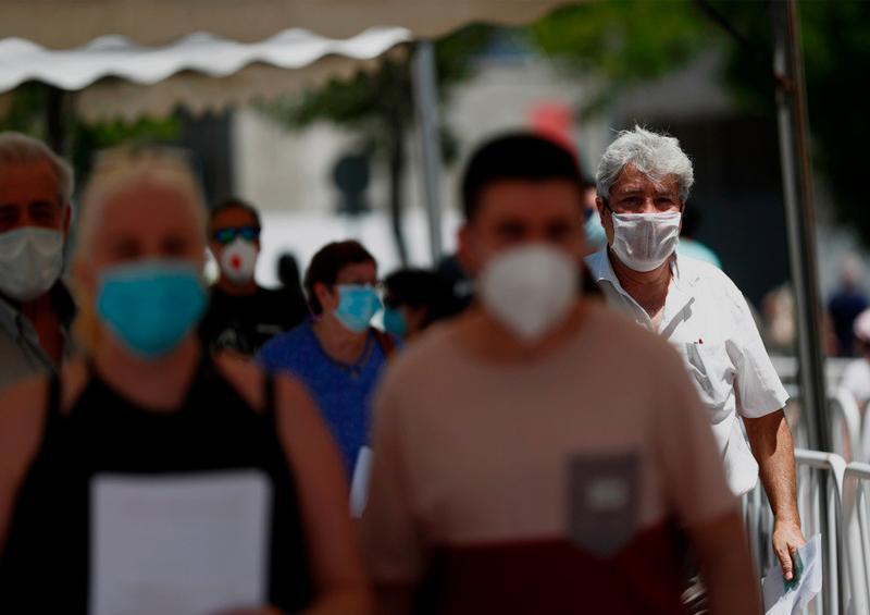 """OMS elogia a España por control de rebrotes """"peligrosos"""""""