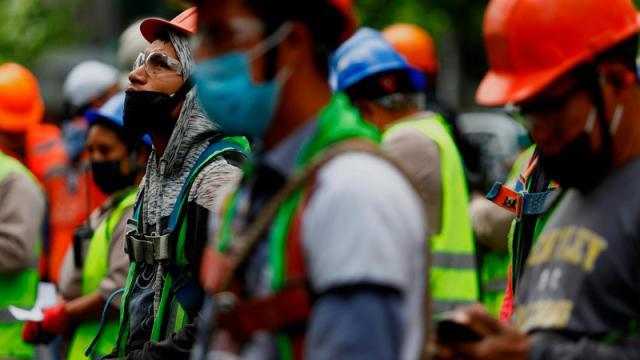 Confirman fallecido en una zona cercana al epicentro del sismo