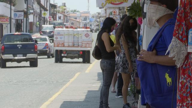Comercios centro de Puerto Vallarta