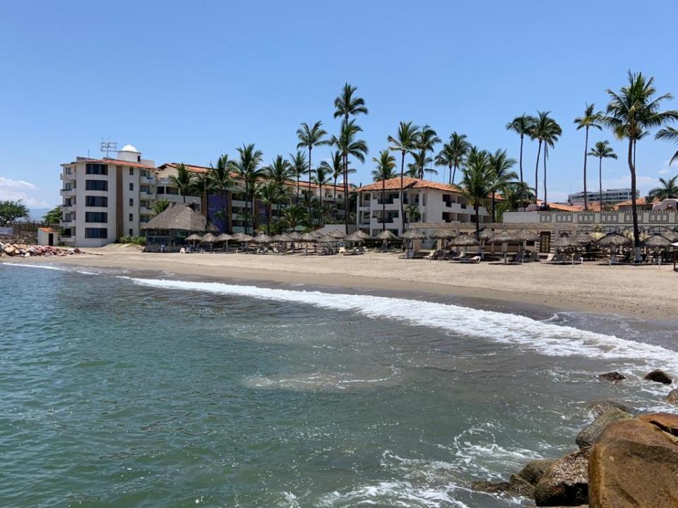 Hotelería en Puerto Vallarta