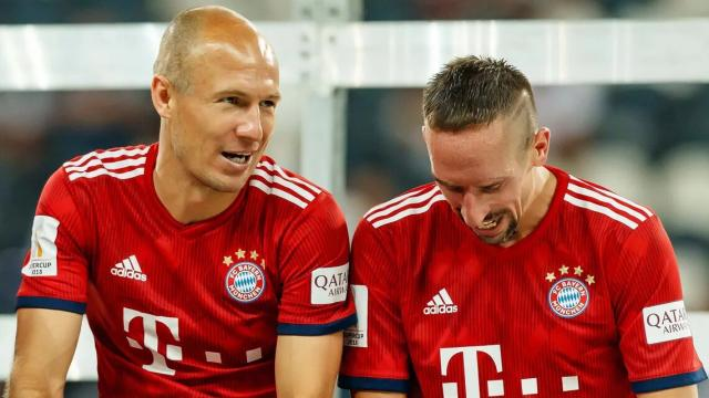 Arjen Robben saldrá del retiro