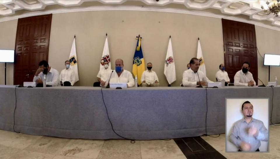 Alianza gobernadores