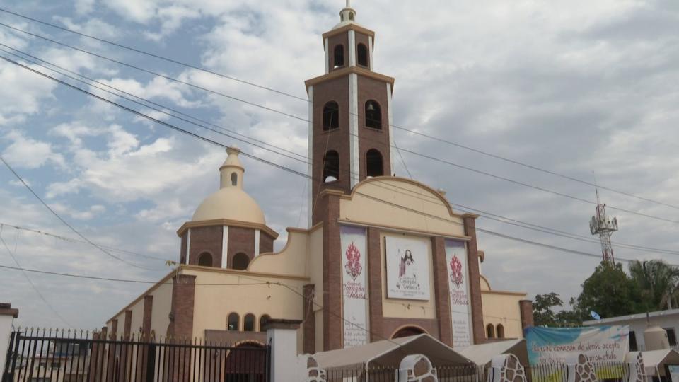 Iglesia de Ixtapa
