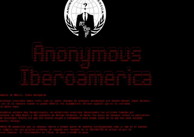 Hackean página de Conapred; denuncian a gobierno de AMLO