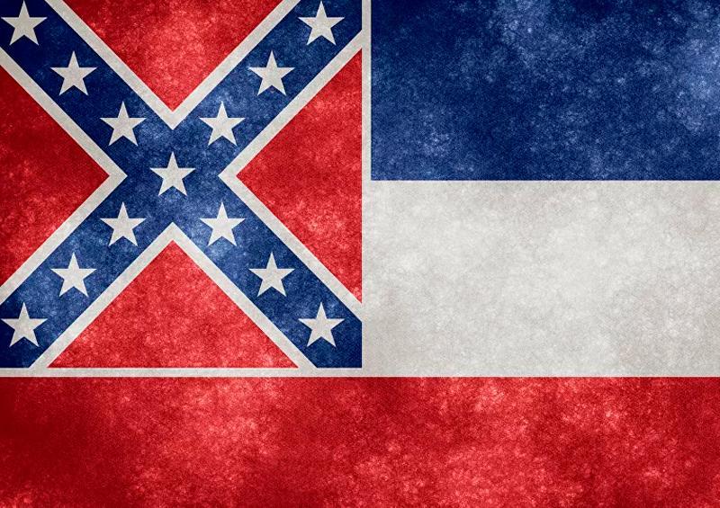 Misisipi, quiere cambiar bandera para evitar simbología racista