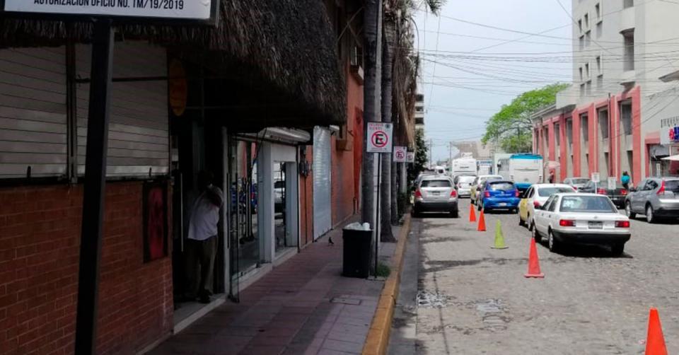 Estacionamientos Puerto Vallarta
