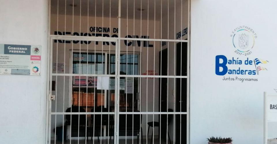 Registro Civil Bahía de Banderas