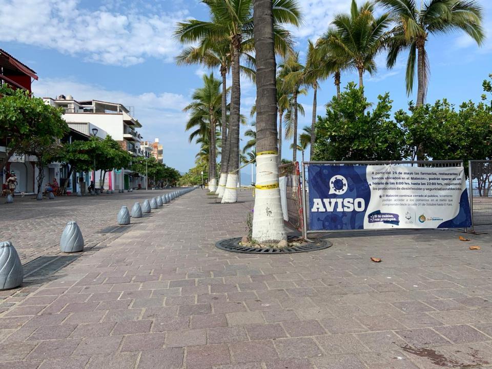 Malecón abierto