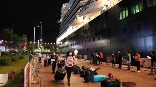 Crucero Puerto Vallarta