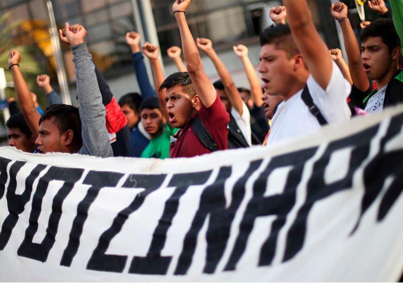 """Detienen a """"el Mochomo"""", presunto implicado en el caso Ayotzinapa"""