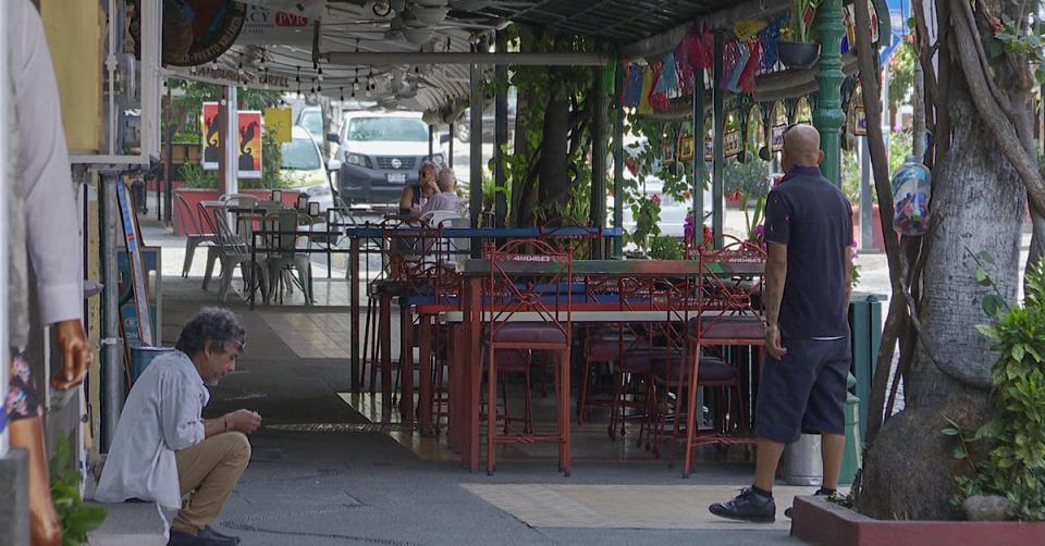 Restaurante en Puerto Vallarta